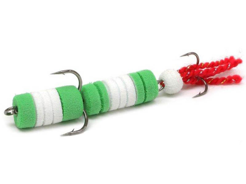 Приманка Lex Premium Creative 70 Green-White-Green 232847
