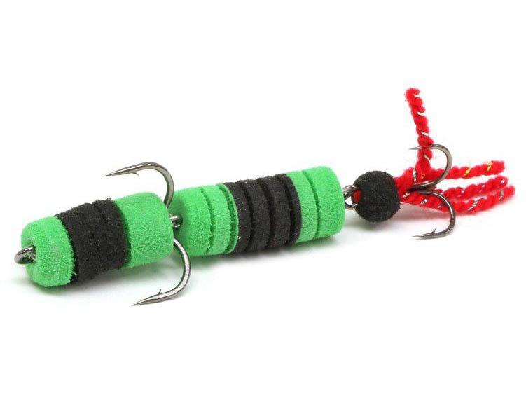 Приманка Lex Premium Creative 70 Green-Black-Green 232844