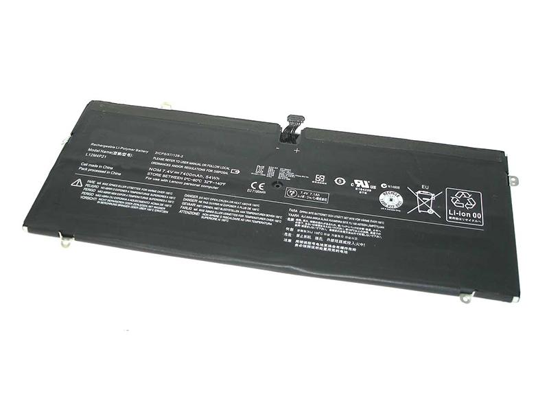 Аккумулятор Vbparts для Lenovo Yoga 2 Ultrabook L12M4P21 7.4V 54Wh 014386