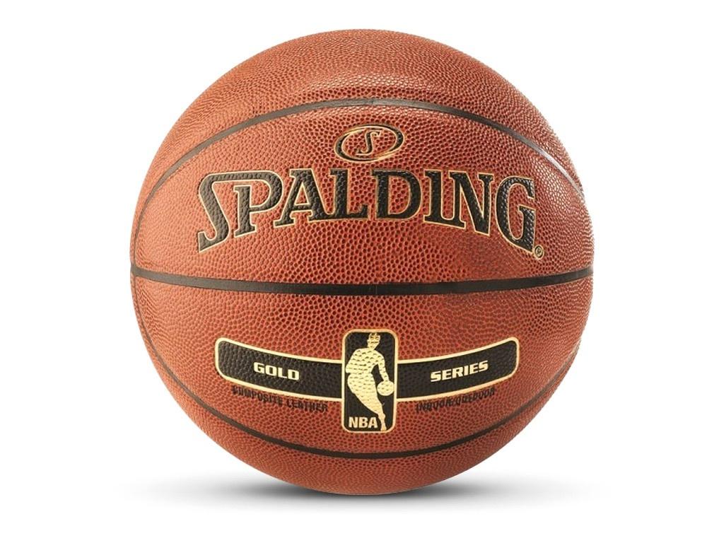 Мяч Spalding NBA Gold №7 76-014Z