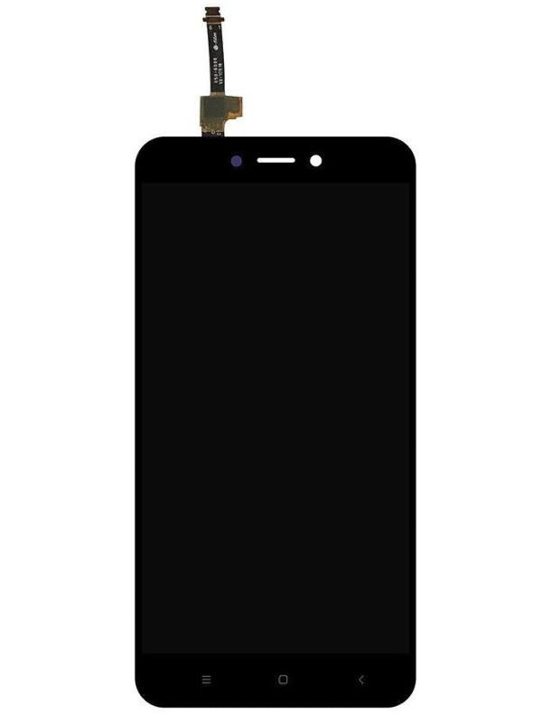 Дисплей Vbparts для Xiaomi Redmi 4X матрица в сборе с тачскрином Black 022031