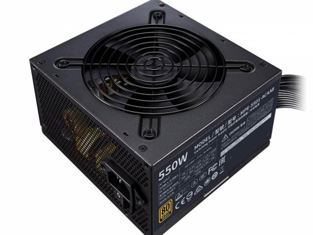 Блок питания Cooler Master 550W MPE-5501-ACAAB