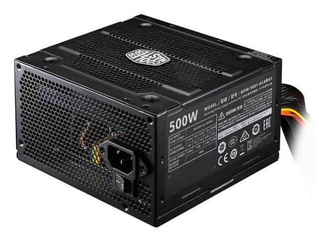 Блок питания Cooler Master ATX 500W MPW-5001-ACABN1