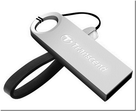 USB Flash Drive 32Gb - Transcend JetFlash 520S TS32GJF520S цена и фото