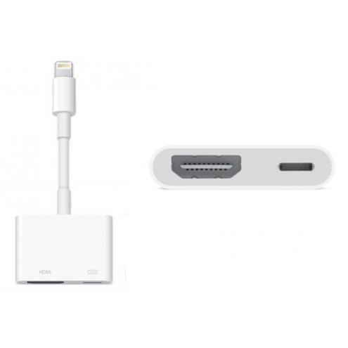 Аксессуар APPLE Lightning to Digital AV Adapter MD826ZM/A