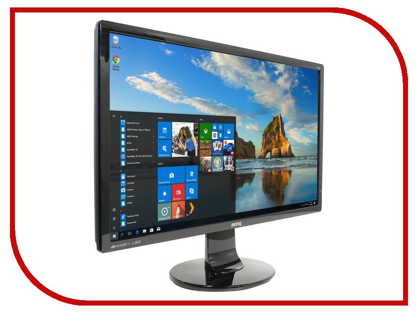 Монитор BenQ GL2460 Glossy Black монитор samsung s32d850t glossy black