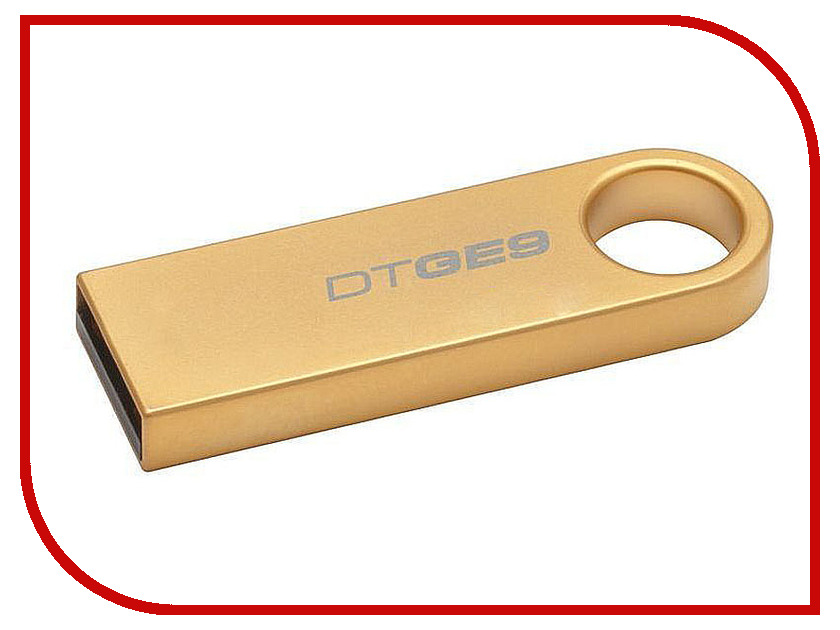 USB Flash Drive 8Gb - Kingston FlashDrive Data Traveler GE9 DTGE9/8GB