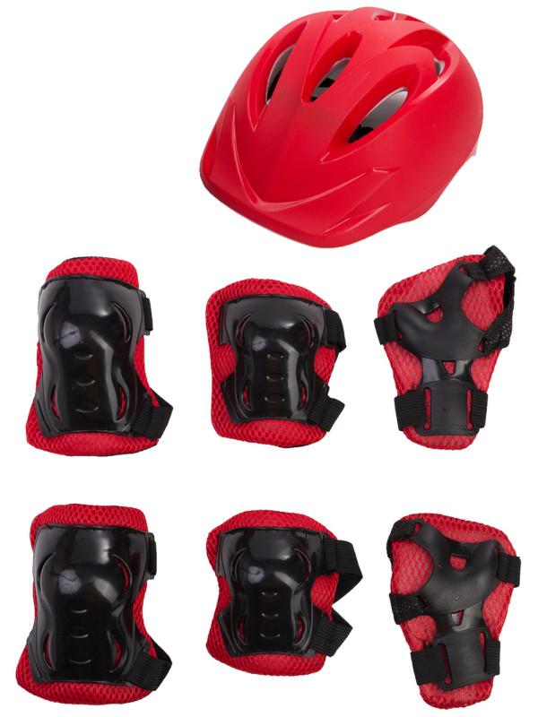 Комплект защиты Sxride JHT02 5-18 лет Red JHT02RED01