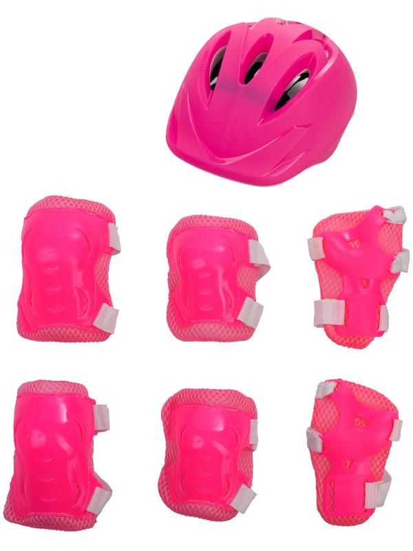Комплект защиты Sxride JHT02 5-18 лет Pink JHT02PNK01