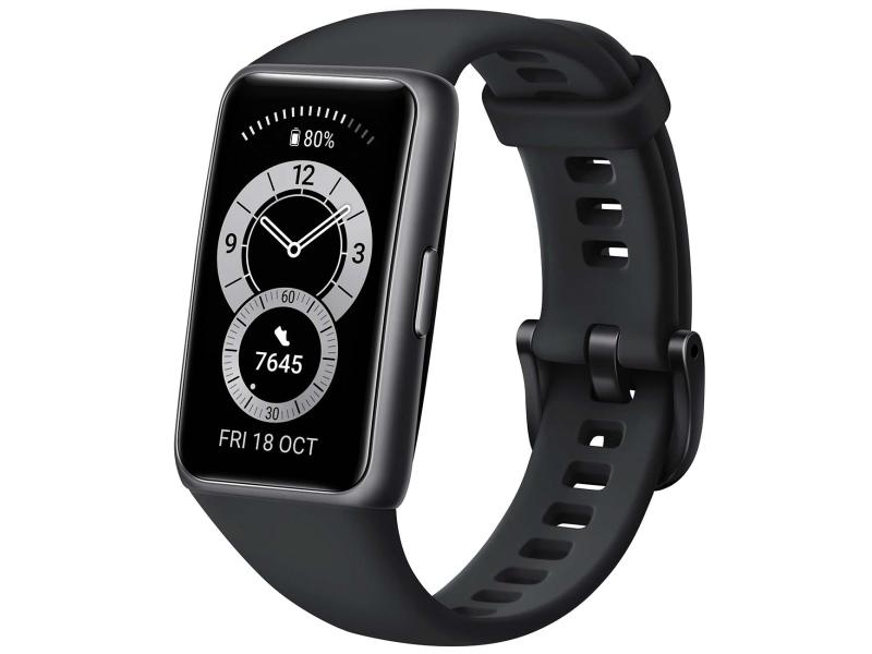 Умный браслет Huawei Band 6 Graphite Black 55026629 Выгодный набор + серт. 200Р!!!