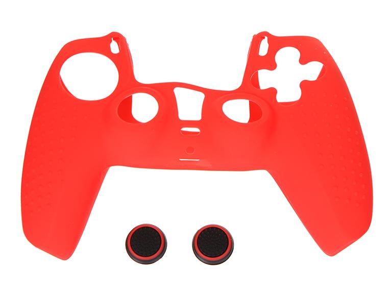 Чехол Red Line для PS5 Anti-Slip Silicone HS-PS5305C / УТ000025561