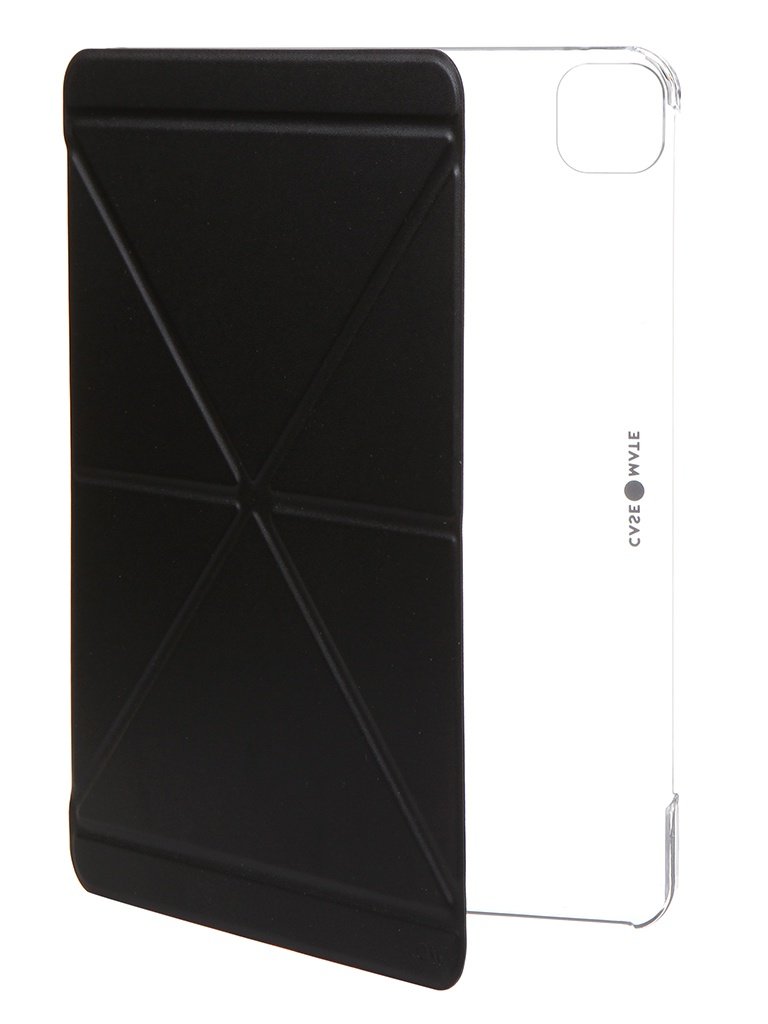 Фото - Чехол Case-Mate для APPLE iPad Pro 11 (2nd gen. 2020) Multi Stand Folio Black CM043206 аксессуар чехол speck balance folio print для ipad 9 7 2017 bikeparts black ash grey 91503 6847