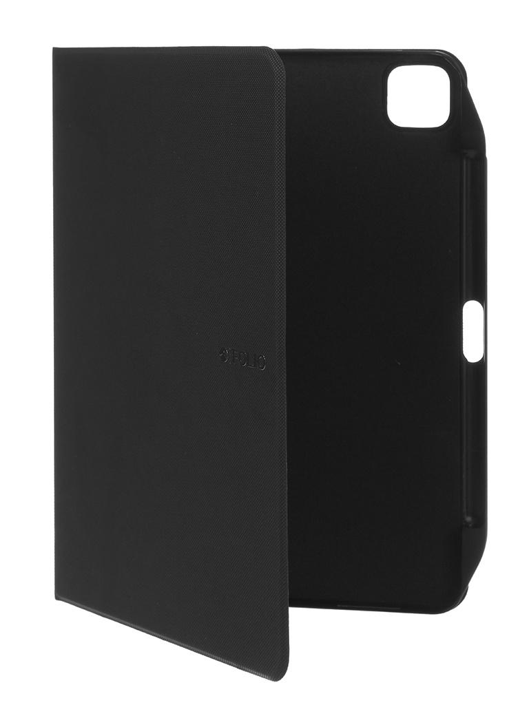 Фото - Чехол SwitchEasy для APPLE iPad Pro 11 (2020) CoverBuddy Folio Lite Black GS-109-98-181-11 аксессуар чехол speck balance folio print для ipad 9 7 2017 bikeparts black ash grey 91503 6847