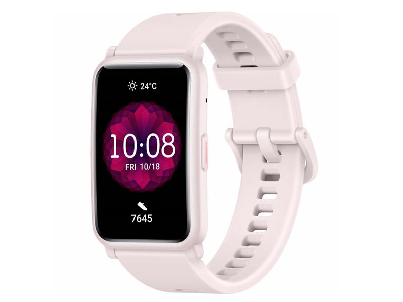 Умные часы Honor Watch ES HES-B39 Pink 55026838 Выгодный набор + серт. 200Р!!!