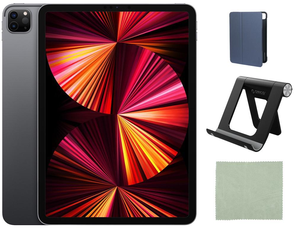 Планшет APPLE iPad Pro 11 Wi-Fi 128Gb Space Grey MHQR3RU/A Выгодный набор + серт. 200Р!!!
