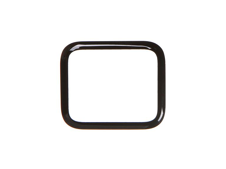 Аксессуар Защитное стекло Baseus для APPLE Watch Serise 4/5/6/SE 40mm 0.2mm Full-Screen Curved Tempered Glass Black SGAPWA4-G01