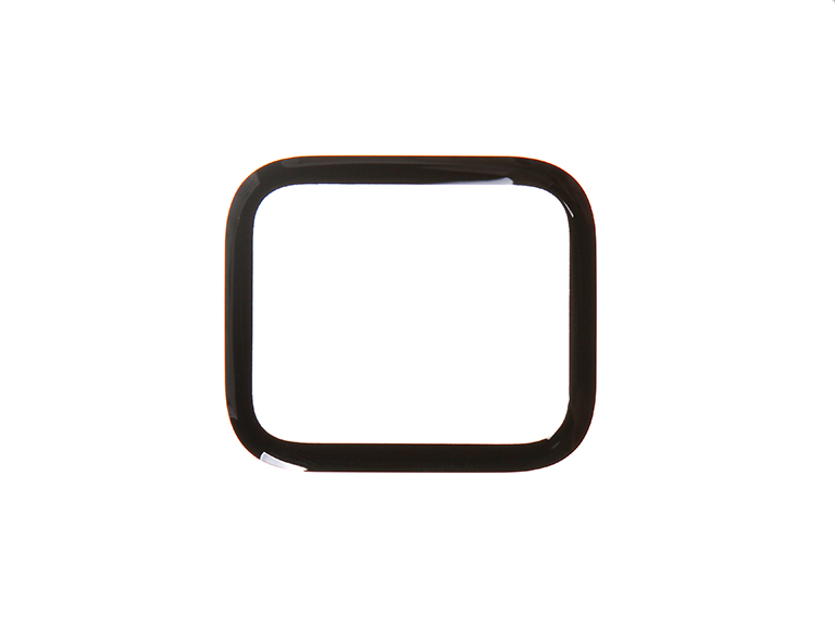 Аксессуар Защитное стекло Baseus для APPLE Watch Serise 4/5/6/SE 44mm 0.2mm Full-Screen Curved Tempered Glass Black SGAPWA4-H01