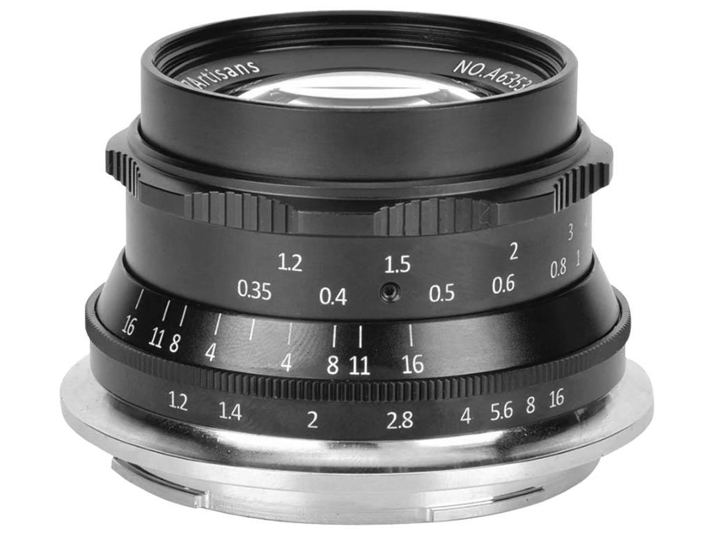 Фото - Объектив 7Artisans Nikon Z 35 mm f/1.2 20270 объектив 7artisans e mount 35 mm f 2 0 17979