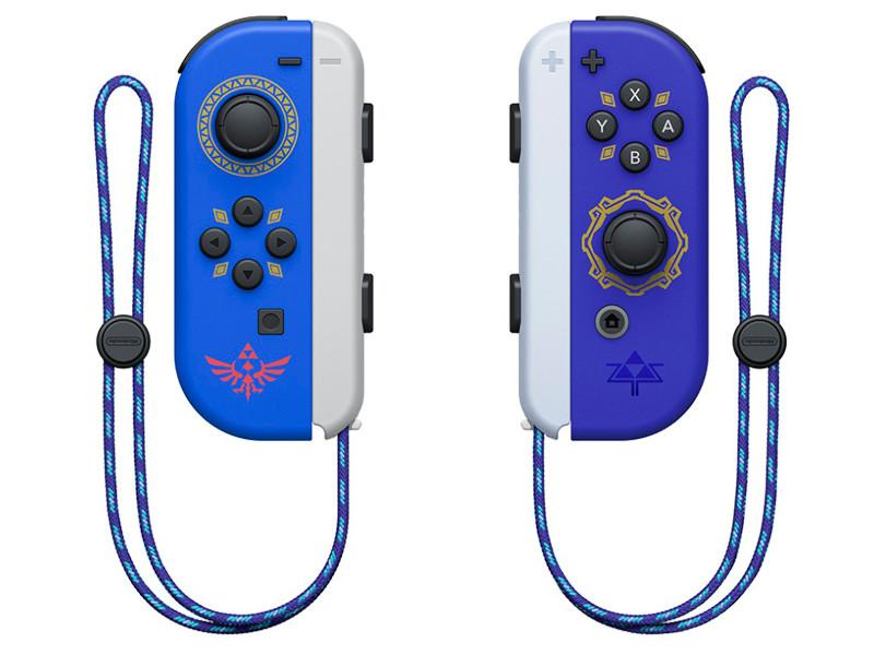 Набор 2 Контроллера Nintendo Joy-Con The Legend of Zelda: Skyward Sword