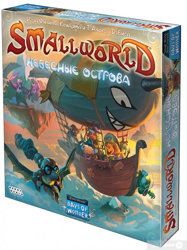 Настольная игра Hobby World Small Небесные острова 915177