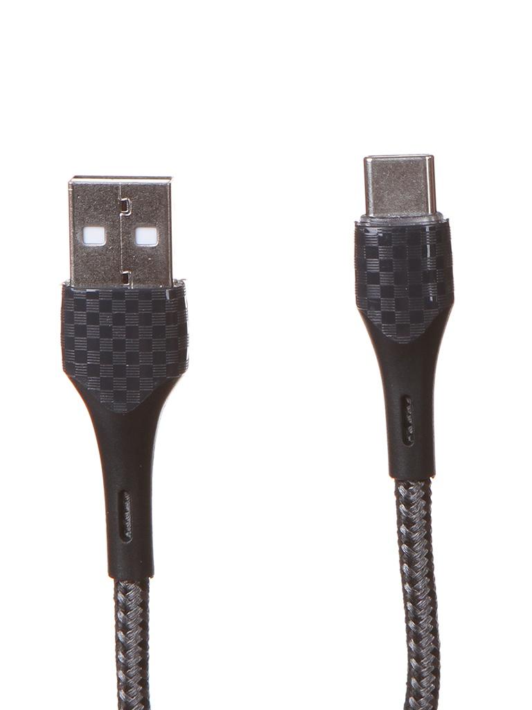 Аксессуар Ldnio LS521 USB - Type-C 2.4A 1m Grey LD_B4513 аксессуар vipe usb type grey vptypeccblcopgrey