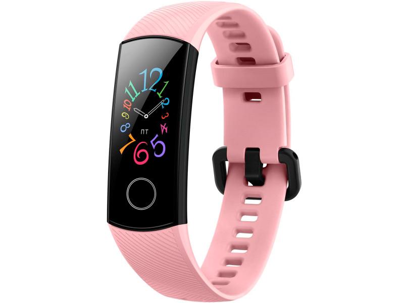Умный браслет Honor 5 CRS-B39S Coral Pink 55026766 Выгодный набор + серт. 200Р!!!