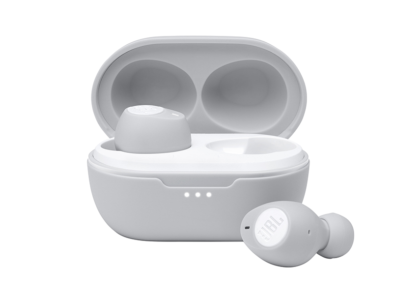 Наушники JBL Tune 115 TWS White JBLT115TWSWHT Выгодный набор + серт. 200Р!!!
