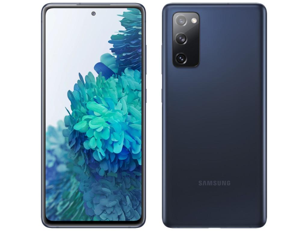 Сотовый телефон Samsung SM-G780G Galaxy S20 FE 6/128Gb Blue