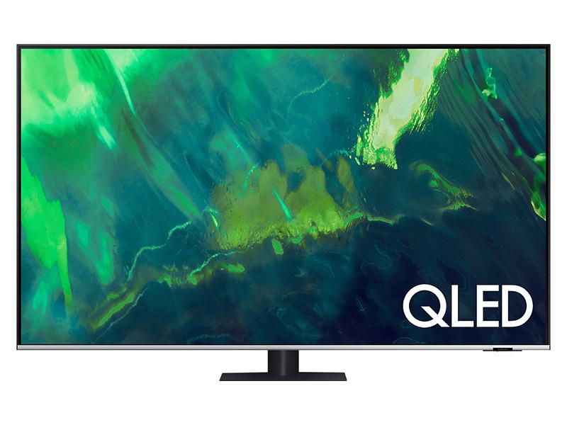 Телевизор Samsung QE55Q77AAUXRU Выгодный набор + серт. 200Р!!!