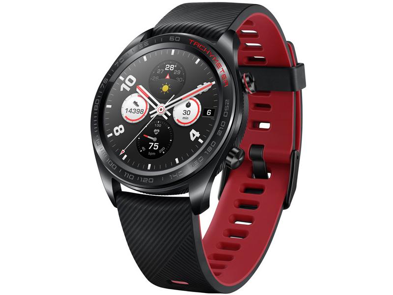 Умные часы Honor Watch Magic Lava Black TLS-B19 55023403 Выгодный набор + серт. 200Р!!!