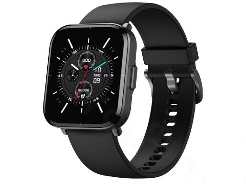 Умные часы Xiaomi Mibro Color XPAW002 Black Выгодный набор + серт. 200Р!!!