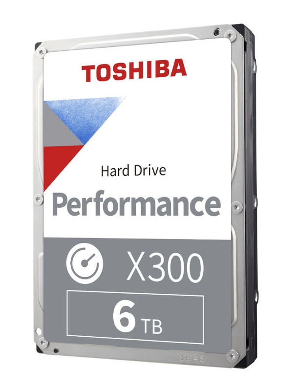 Жесткий диск Toshiba X300 Performance 6Tb HDWR160UZSVA жесткий диск toshiba sata iii 6tb hdwr160uzsva x300 7200rpm 256mb 3 5 bulk hdwr160uzsva