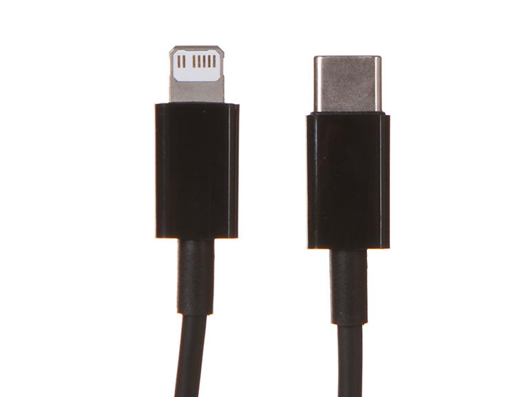 Фото - Аксессуар Baseus Superior Series Fast Charging Data Cable Type-C - Lightning PD 20W 1m Black CATLYS-A01 аксессуар baseus cafule series usb type c 40w 1m black catjk a01