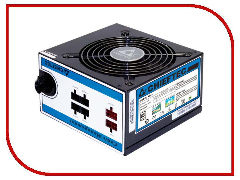 Блок питания Chieftec CTG-550C 550W блок питания chieftec 550w gpa 550s