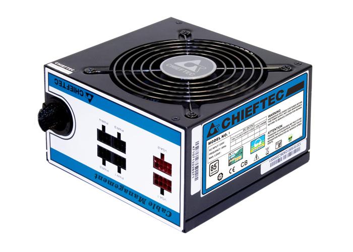 Блок питания Chieftec CTG-550C 550W блок питания chieftec блок питания chieftec gpa 700s