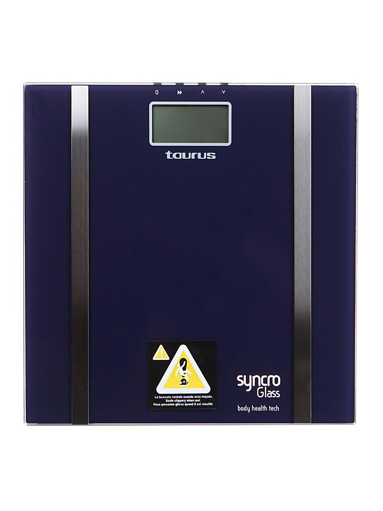 Весы напольные Taurus Syncro Glass