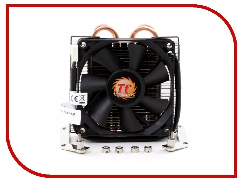 Кулер Thermaltake SlimX3 CLP0534 (Intel LGA1156/LGA1155/LGA775) direct heated stencils lga1155 cpu stencil template