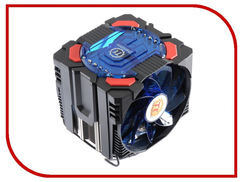 ThermalTake Кулер Thermaltake Frio OCK CLP0575 (Intel LGA1366/LGA1156/LGA1155/LGA775/AMD AM3/AM2+/AM2)