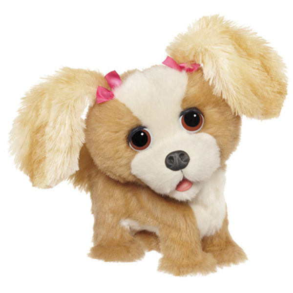 Игровой набор Hasbro FurReal Friends Озорной щенок A0514