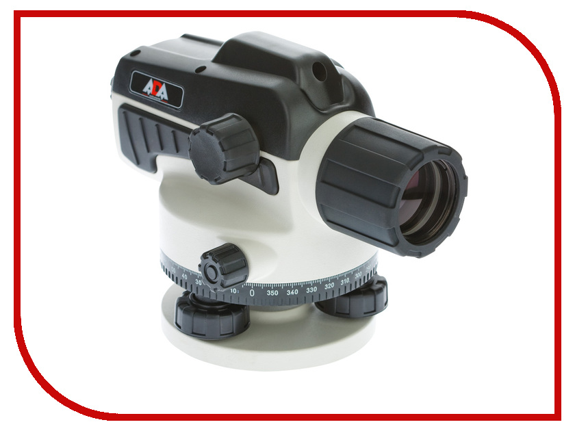 Нивелир ADA Ruber 32 А00121 оптический нивелир ada ruber 32 с поверкой а00201