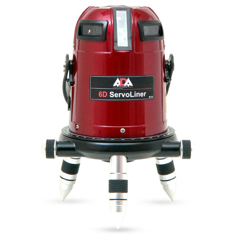 Нивелир ADA 6D Servoliner А00139