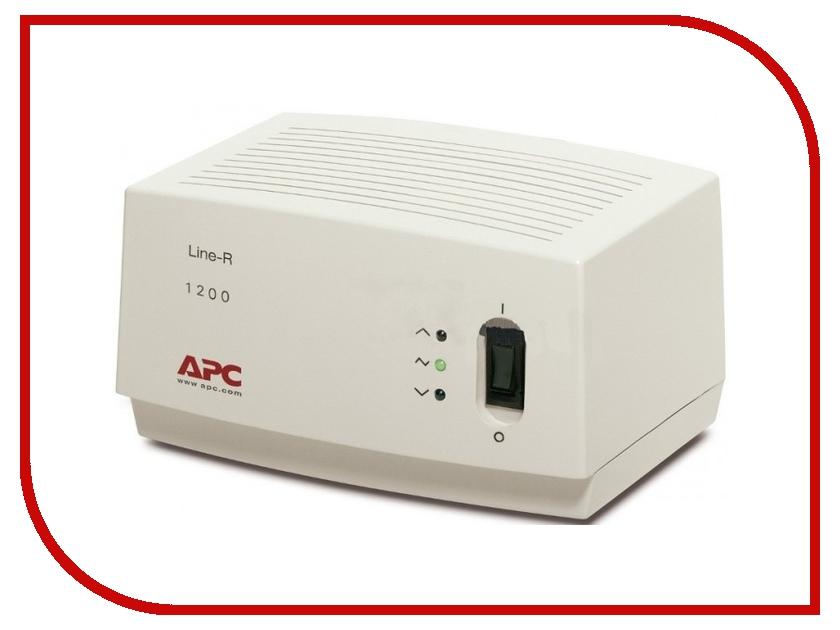 Стабилизатор APC Line-R 600VA LE600I