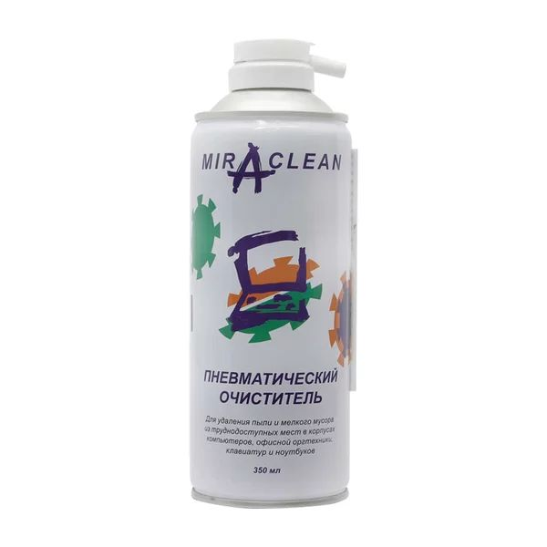Аксессуар Miraclean 350ml 24050 пневматический очиститель