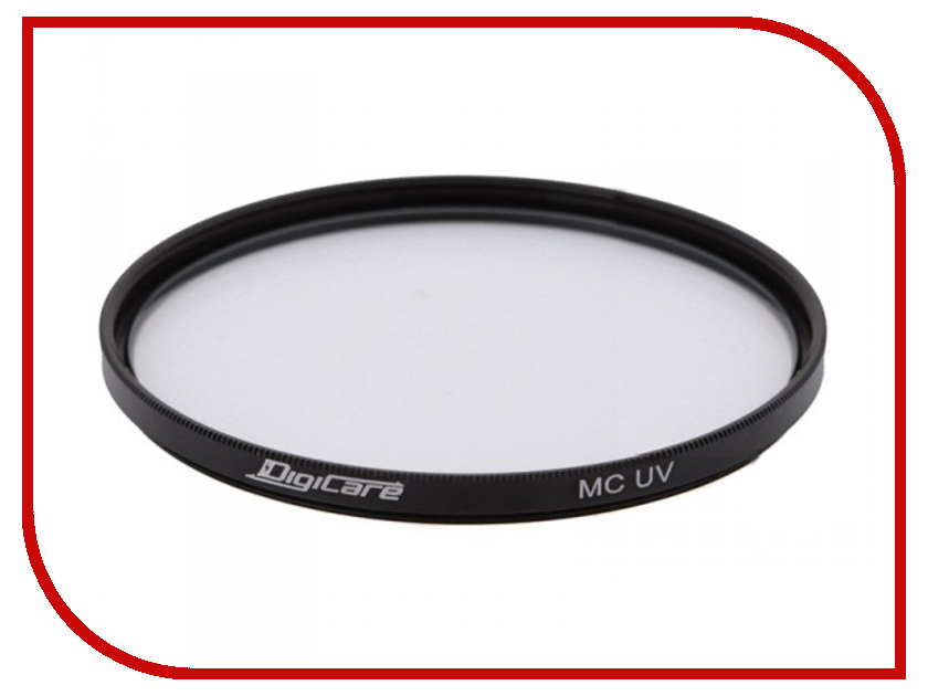 Светофильтр DigiCare MC-UV Super Slim 58mm<br>