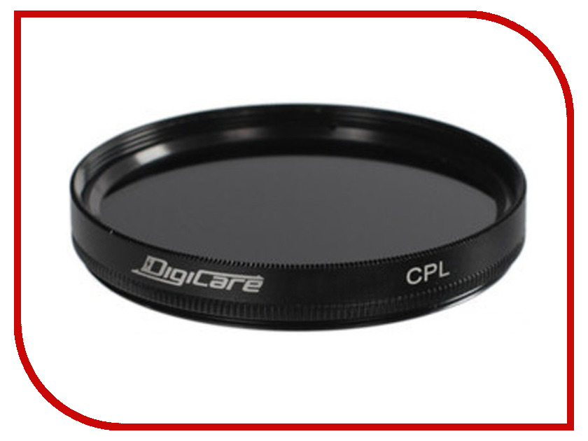Светофильтр DigiCare Circular-PL 72mm