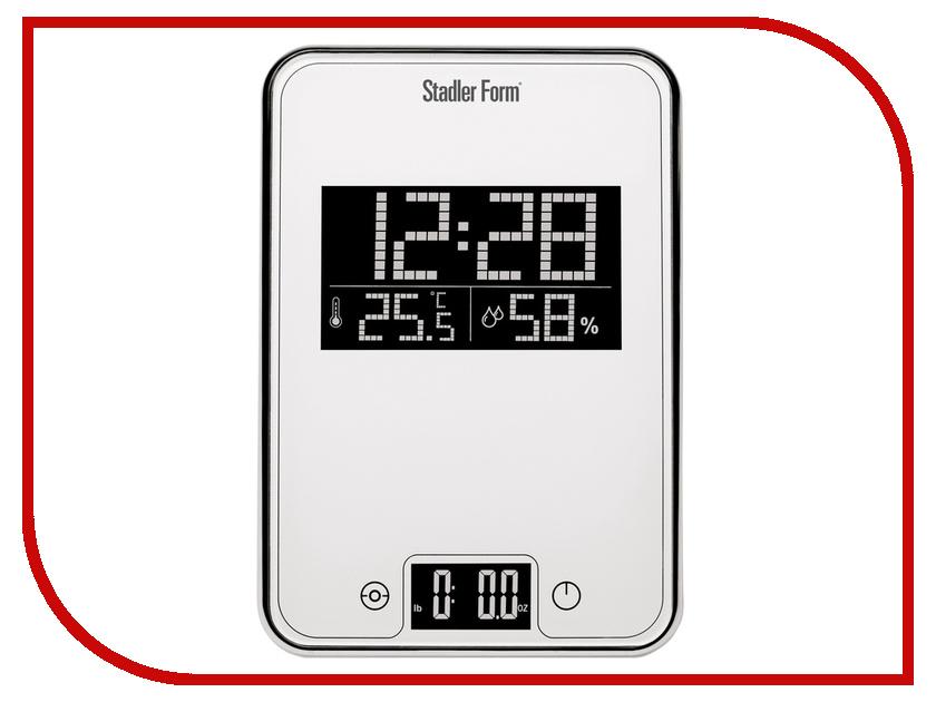 Весы Stadler Form Scale One SFL.0011 White rexant 5x white 31 0011