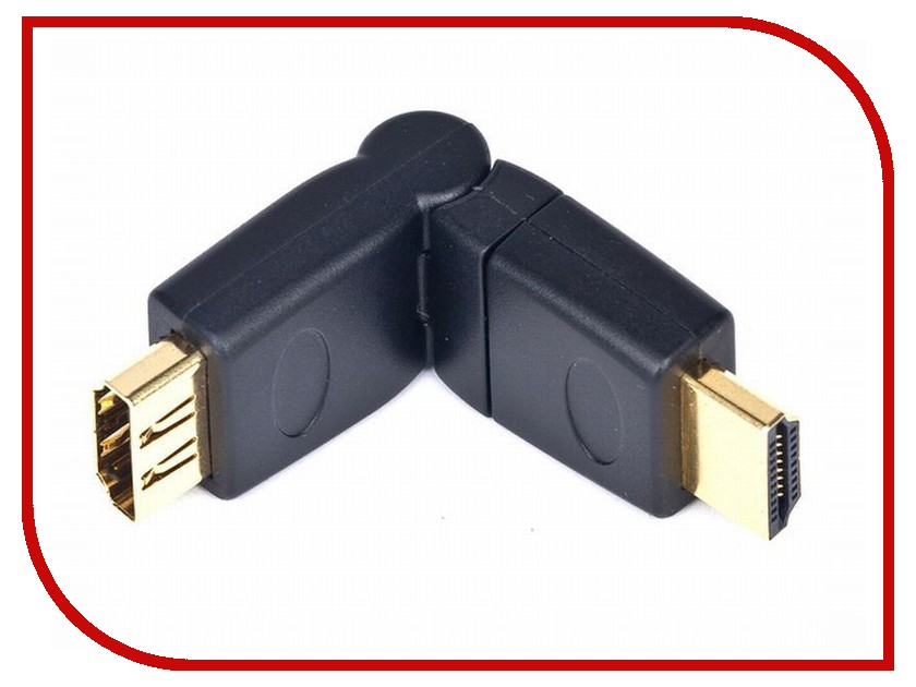 Аксессуар 5bites HDMI M / HDMI F v1.4b поворотный HH1004G hdmi other 1 d sub 15 pin m f hdmi vga 20 cl2527