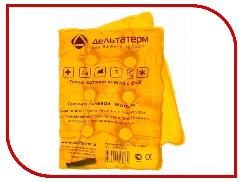 Солевая грелка Дельта-Терм Матрасик 310x180mm