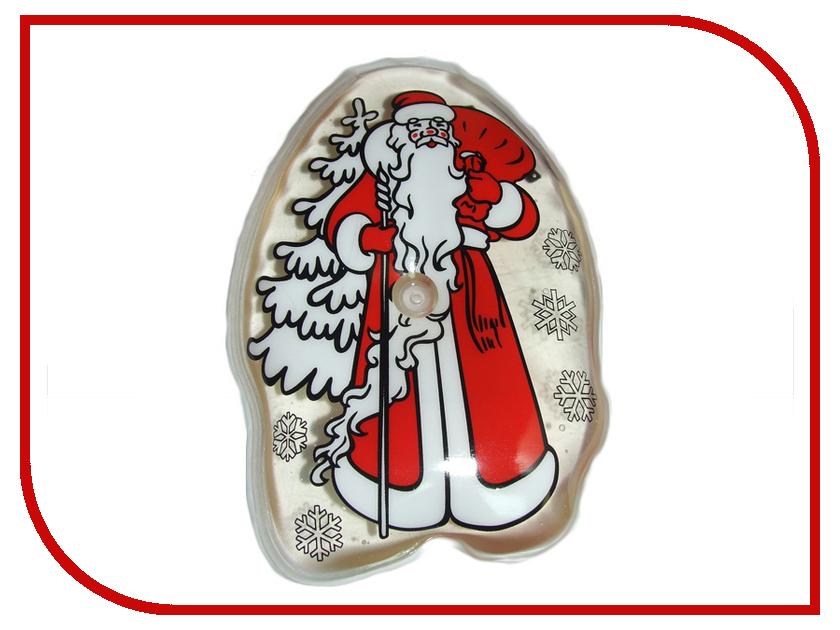 Солевая грелка Дельта-Терм Дед Мороз 160x110mm солевая грелка