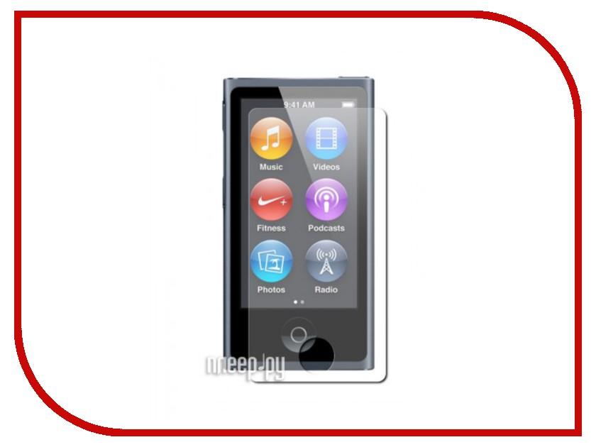 Аксессуар Защитная пленка LuxCase for Apple iPod Nano 7 суперпрозрачная 80268